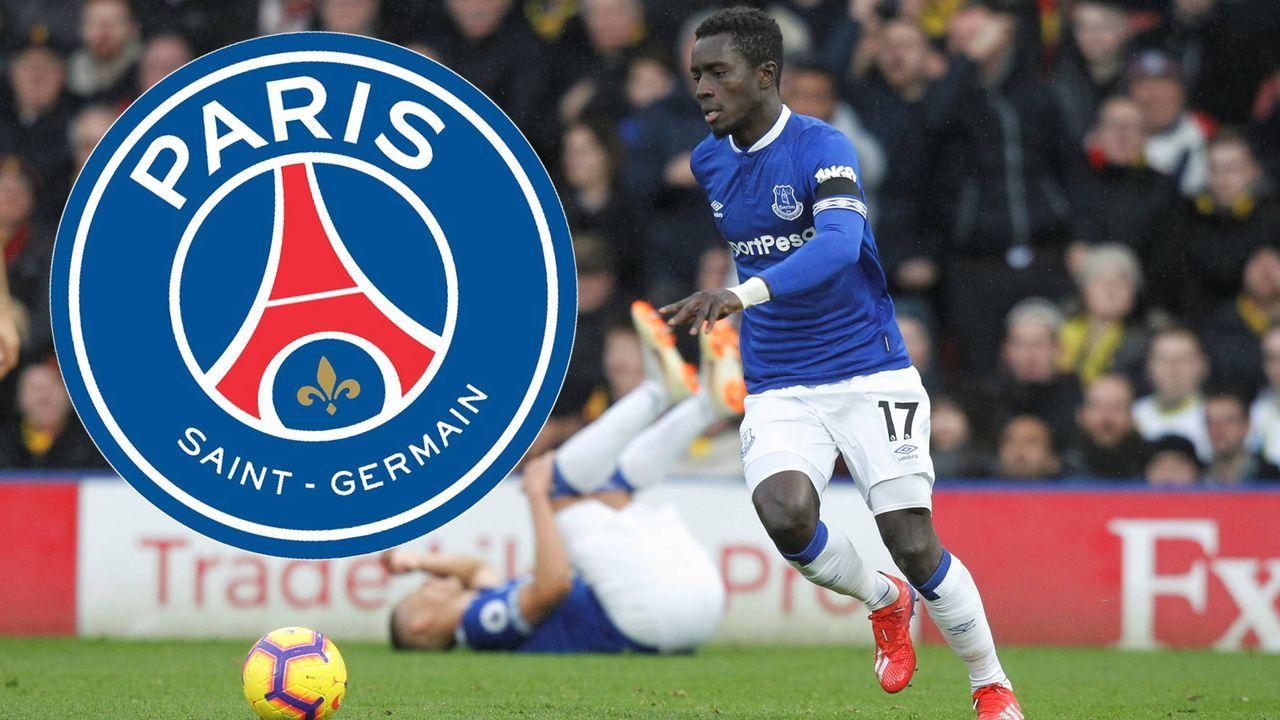Idrissa Gueye (Paris Saint-Germain)  - Bildquelle: imago
