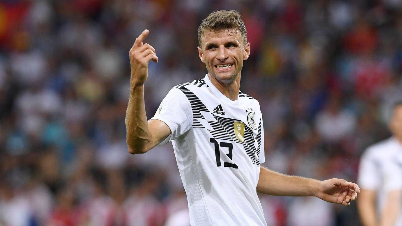 Angriff: Thomas Müller (FC Bayern München) - Bildquelle: Imago Images