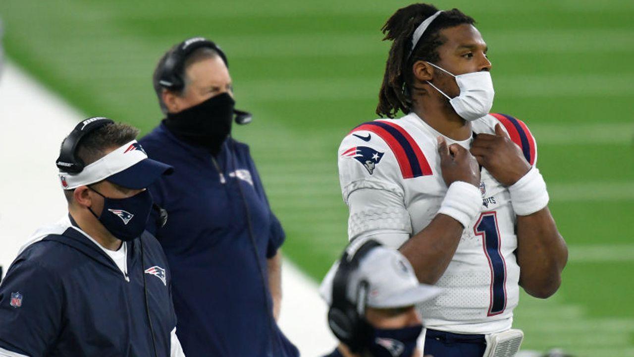 New England Patriots (6-8 zum Zeitpunkt des Ausscheidens) - Bildquelle: 2020 Getty Images