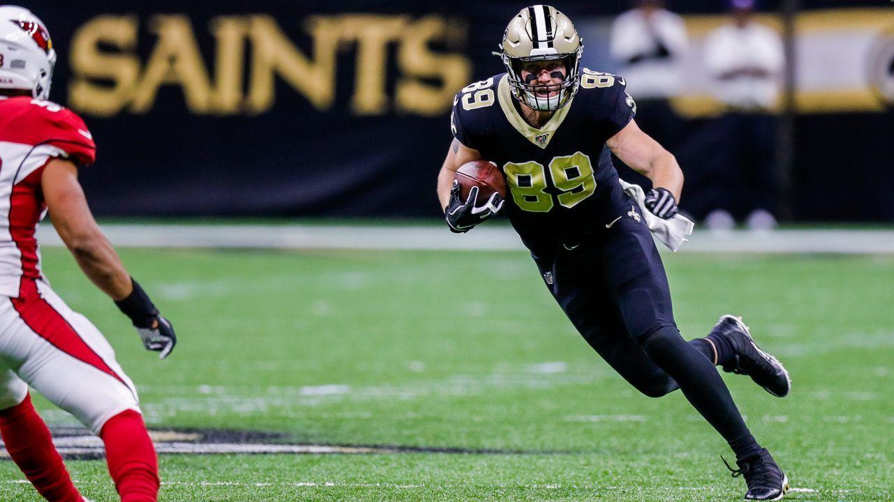 Josh Hill (New Orleans Saints) - Bildquelle: imago images/Icon SMI
