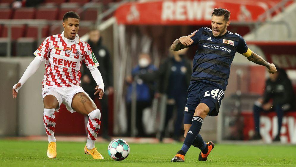 Köln liegt vor dem Spiel gegen Union auf dem vorletzten Tabellenplatz. - Bildquelle: Getty Images