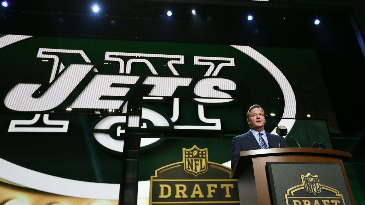 New York Jets - Bildquelle: 2015 Getty Images