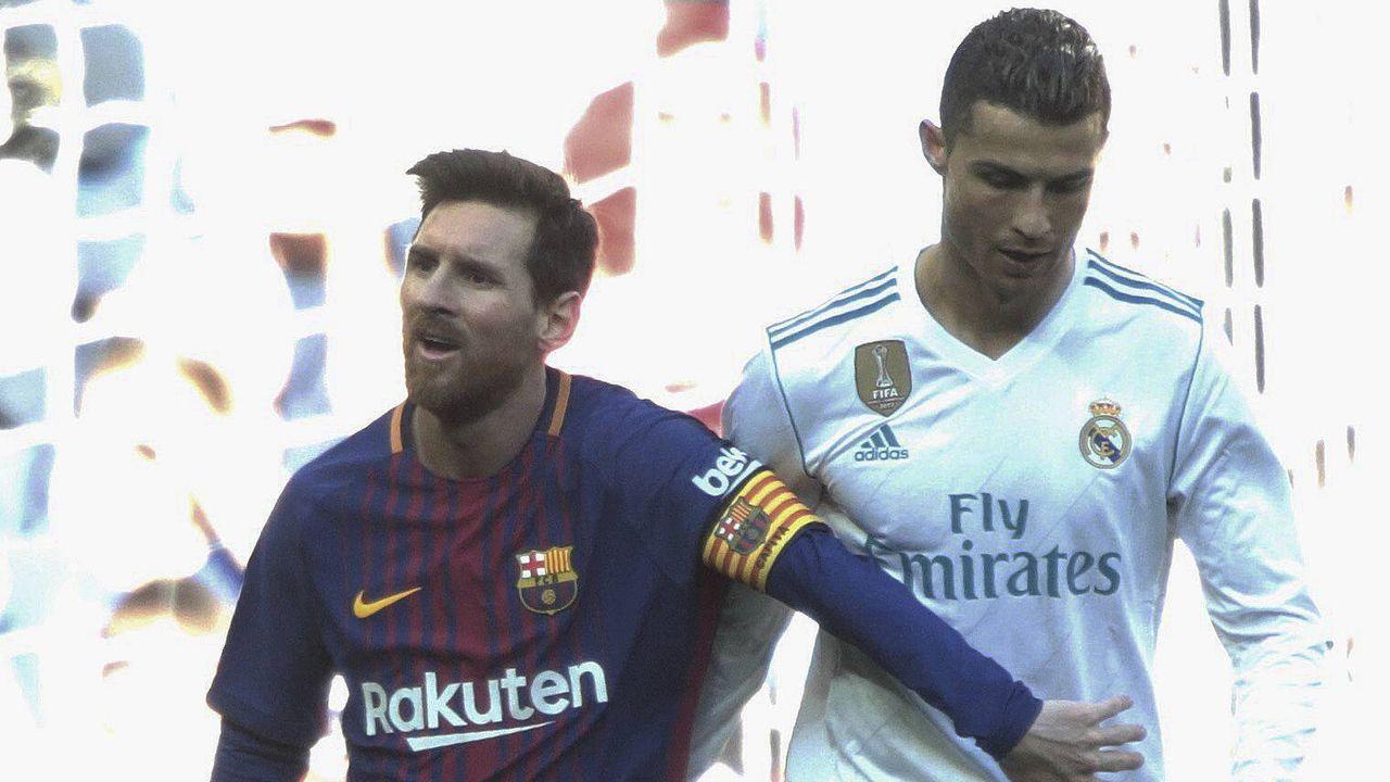Lionel Messi (FC Barcelona) - Bildquelle: imago/Xinhua