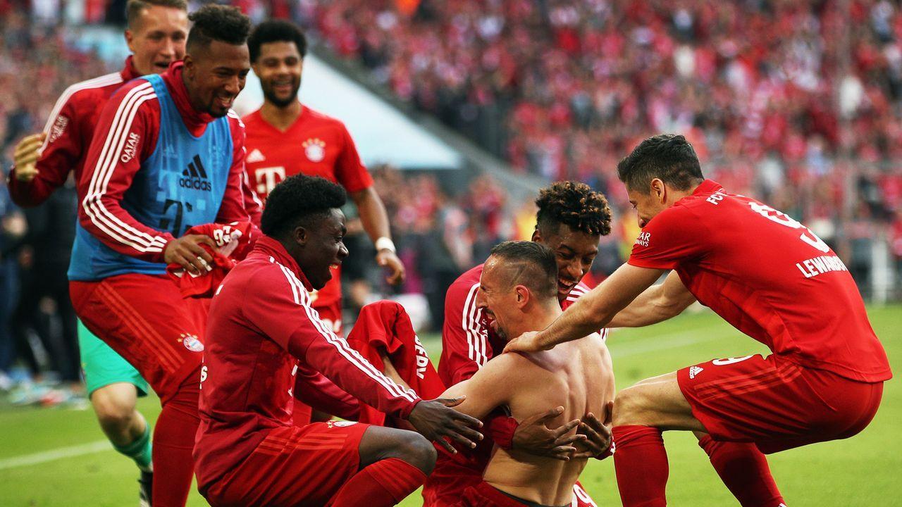 FC Bayern München - Bildquelle: 2019 Getty Images