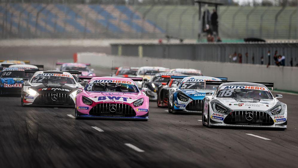 Die DTM setzt 2021 auf ein GT3-Reglement. - Bildquelle: Gruppe C GmbH