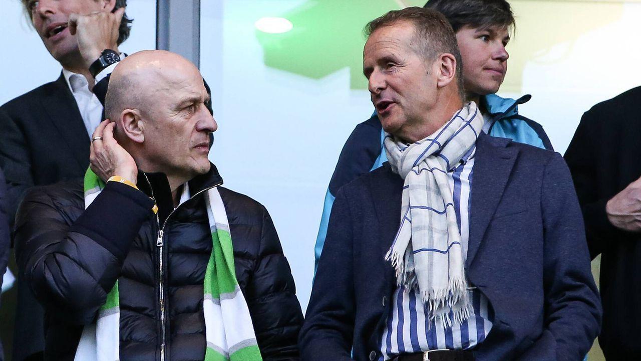 VfL Wolfsburg - Bildquelle: imago images / Christian Schroedter