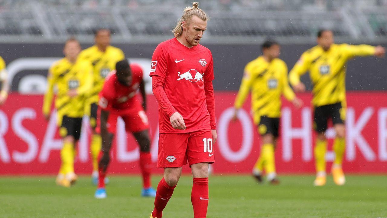 Emil Forsberg - Bildquelle: Getty Images