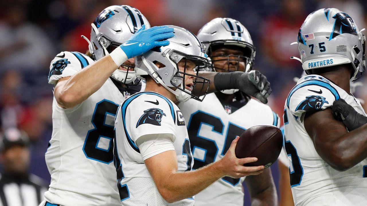 Carolina Panthers - Bildquelle: 2021 Getty Images