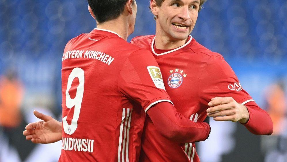 Die Rückkehr von Müller in den DFB-Kader ist denkbar - Bildquelle: AFPSIDINA FASSBENDER