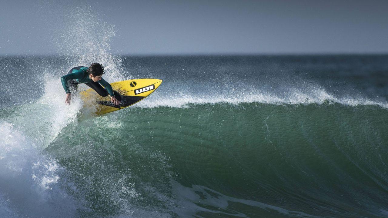 Neue Sportarten: Surfen - Bildquelle: imago