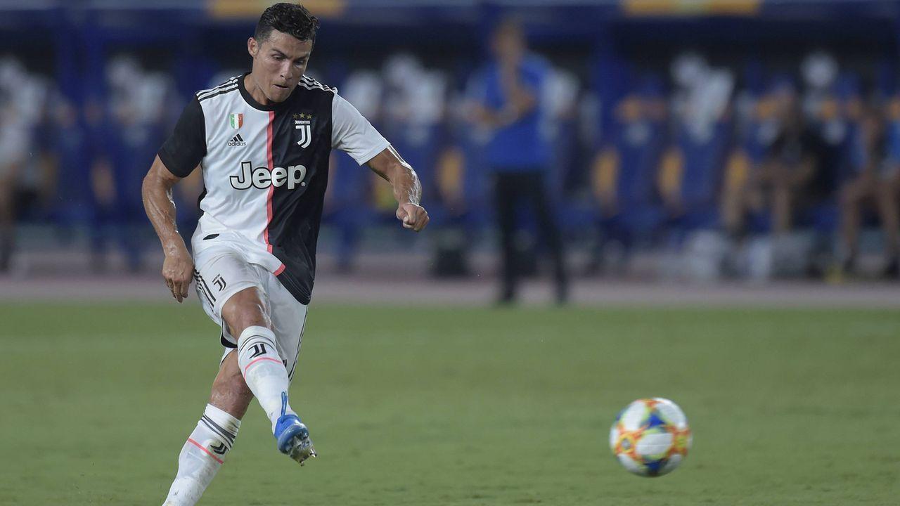 Juventus Turin - Bildquelle: imago images / VCG