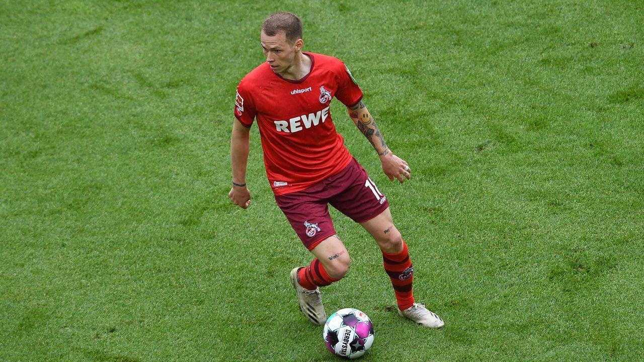 1. FC Köln (ein Spieler) - Bildquelle: © Revierfoto