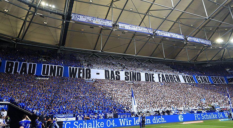 Schalker Derby-Choreo für 21.000 Euro - Bildquelle: imago