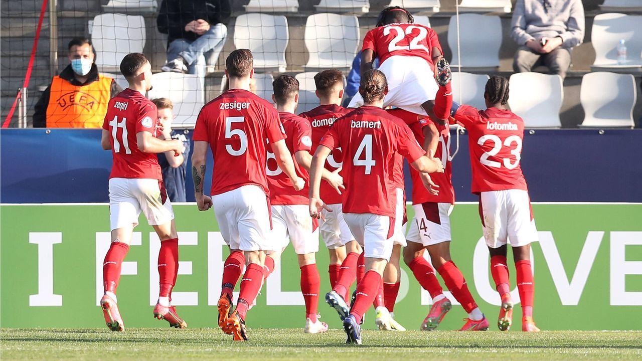 Überraschungssieg gegen England: Das sind die Schweizer U21-Stars - Bildquelle: imago