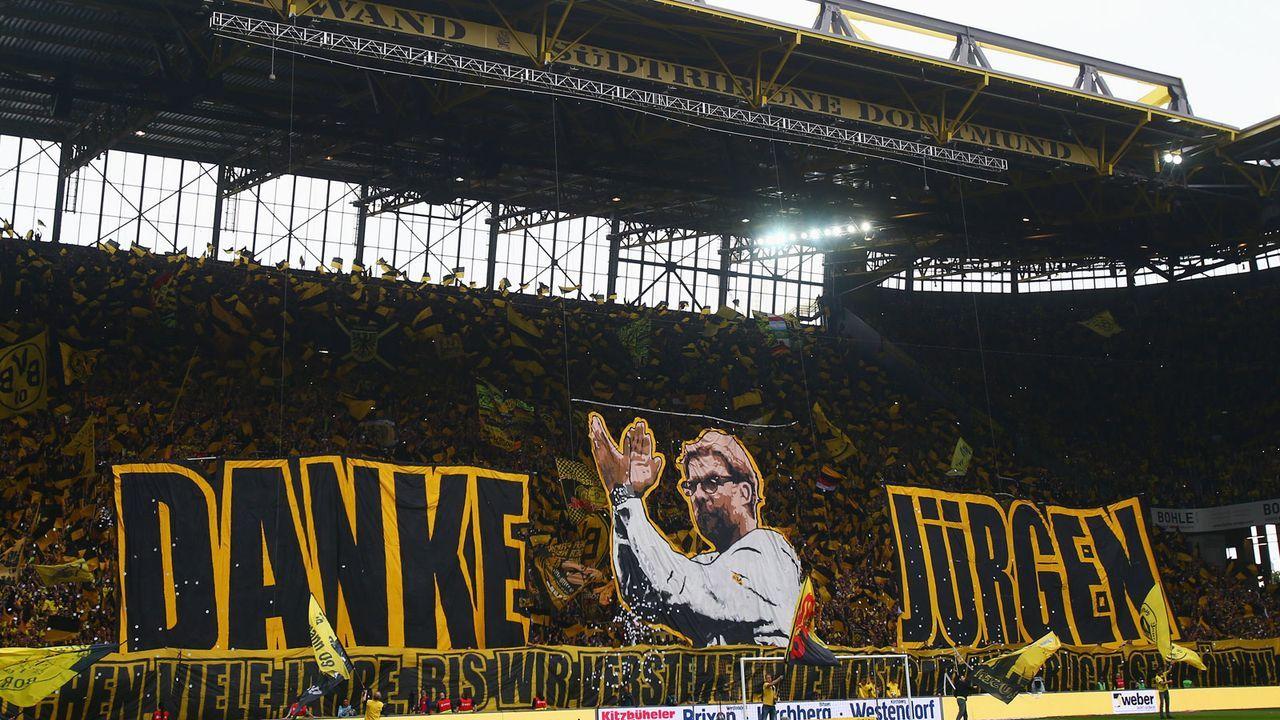 Platz 15: Borussia Dortmund - Bildquelle: 2015 Getty Images