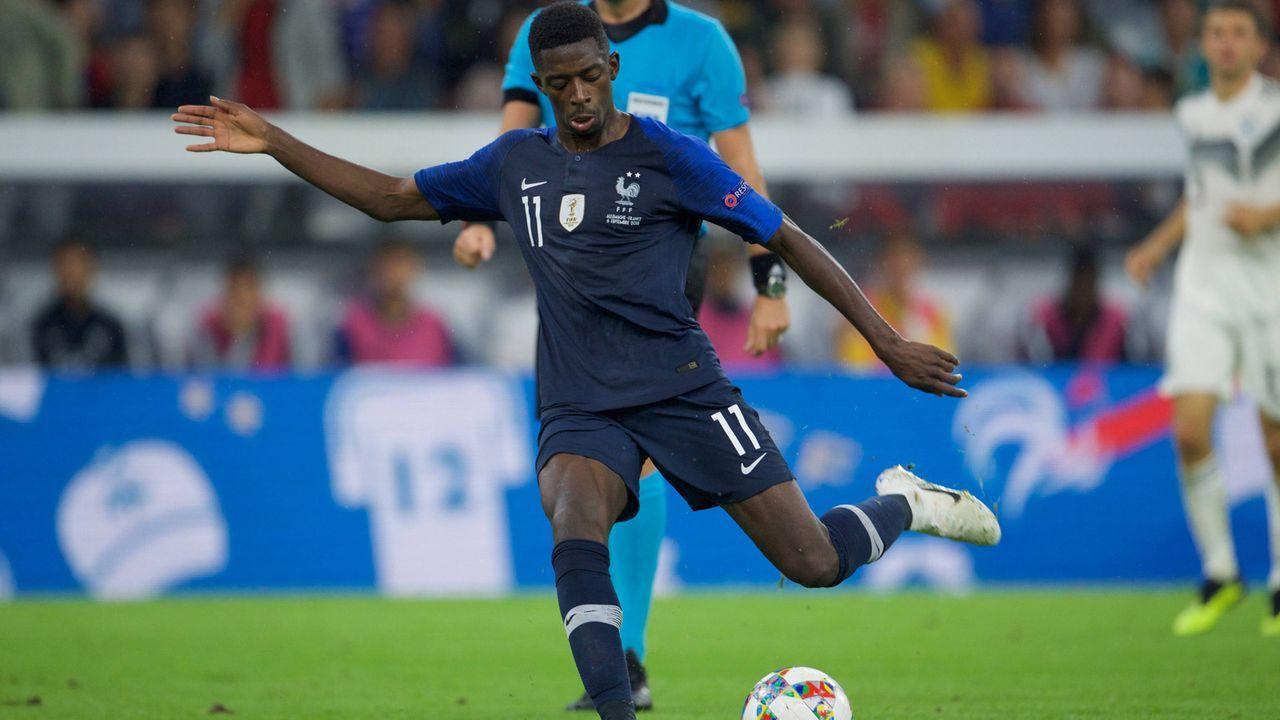 Ousmane Dembele (22)  - Bildquelle: imago/Camera 4