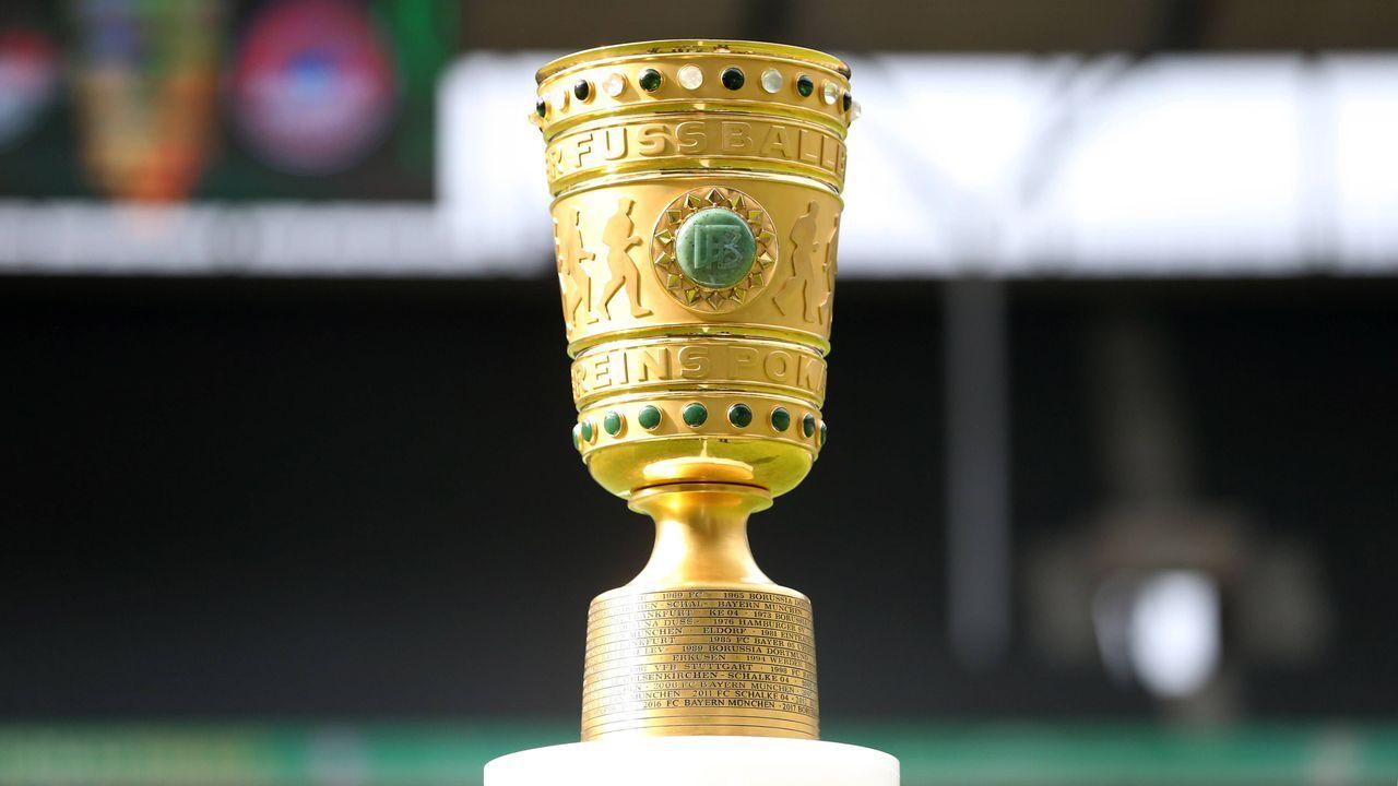 DFB-Pokal: Diese Profi-Klubs könnten in der 1. Runde stolpern - Bildquelle: imago
