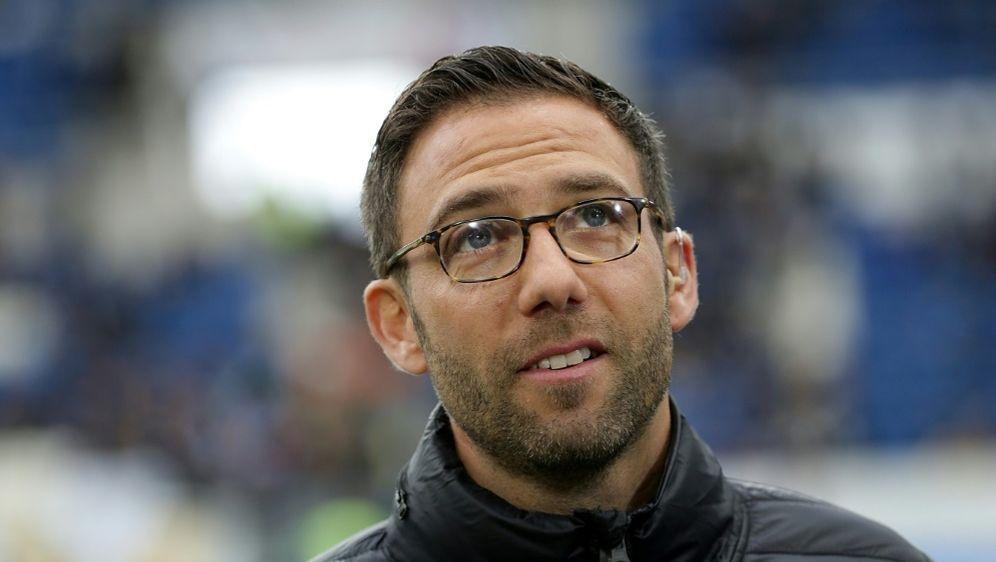 Schommers geht optimistisch in das Spiel gegen Frankfurt - Bildquelle: PIXATHLONPIXATHLONSID