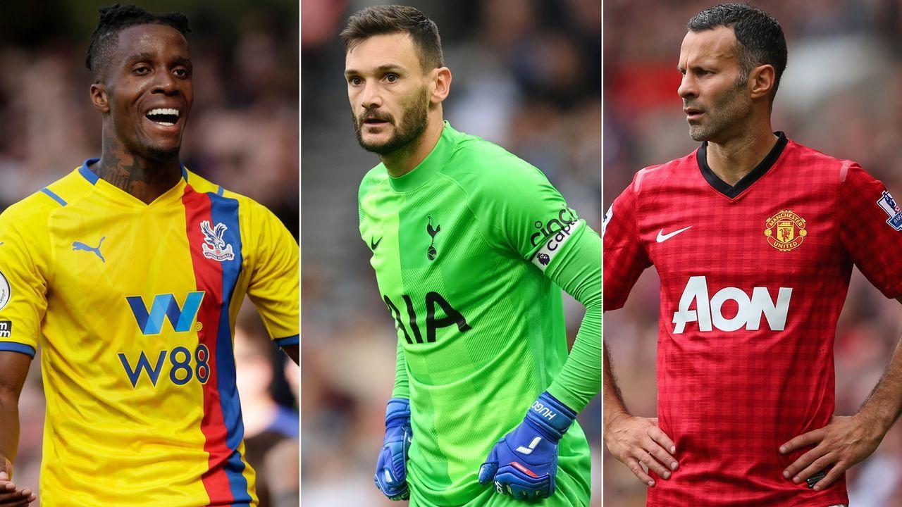 Lloris und Co.: Die Rekordspieler der Premier-League-Klubs zur Saison 2021/22 - Bildquelle: Getty Images