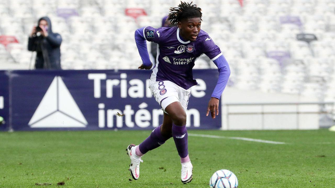 Kouadio Kone (Borussia Mönchengladbach) - Bildquelle: Imago