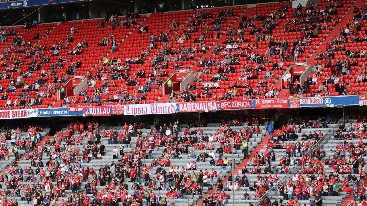 Verlierer: Einige Fans des FC Bayern - Bildquelle: Imago