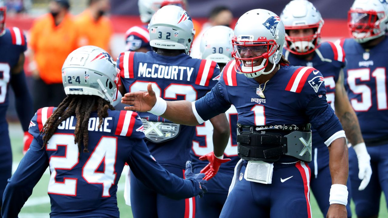 New England Patriots - Bildquelle: 2020 Getty Images
