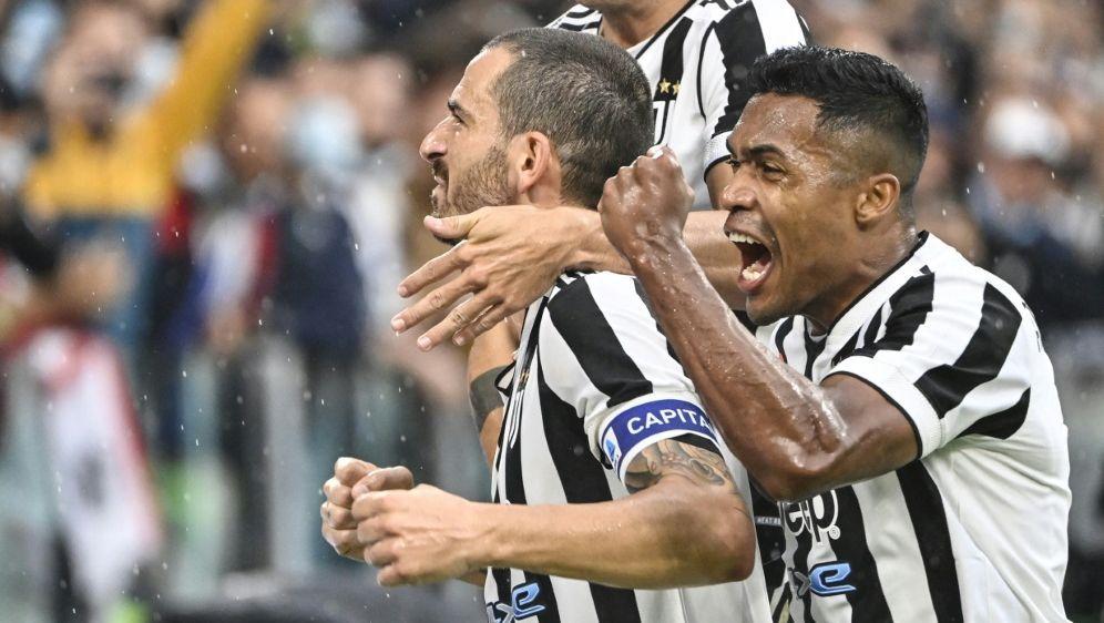 Juventus Turin gewinnt gegen Sampdoria Genua - Bildquelle: AFPSIDALBERTO PIZZOLI