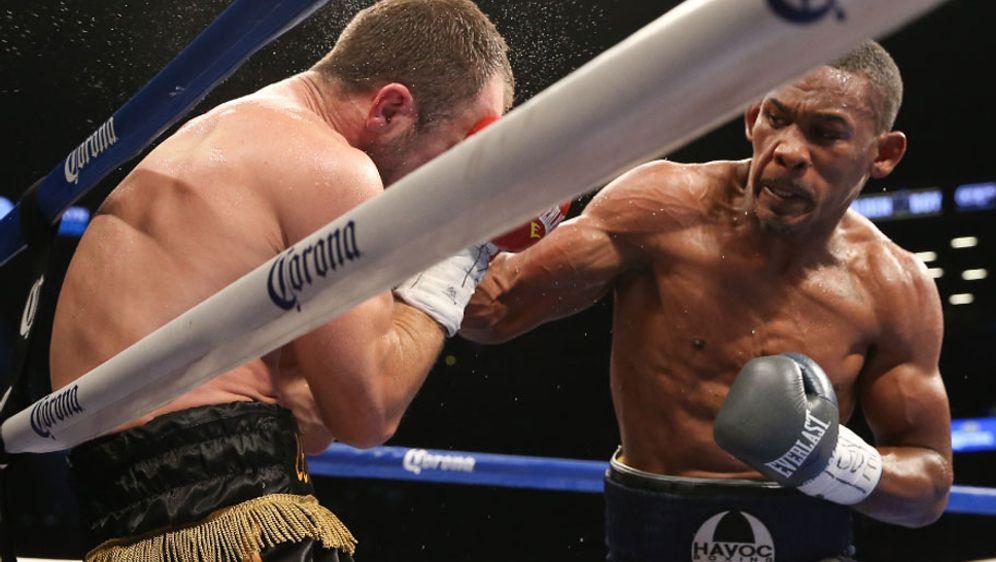 Daniel Jacobs konnte 35 seiner 37 Profikämpfe gewinnen - Bildquelle: GettyImages