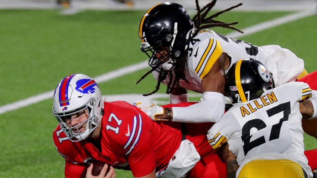 Week 14: Die Pittsburgh Steelers gelingt im 70. Spiel in Folge ein Sack - Bildquelle: 2020 Getty Images