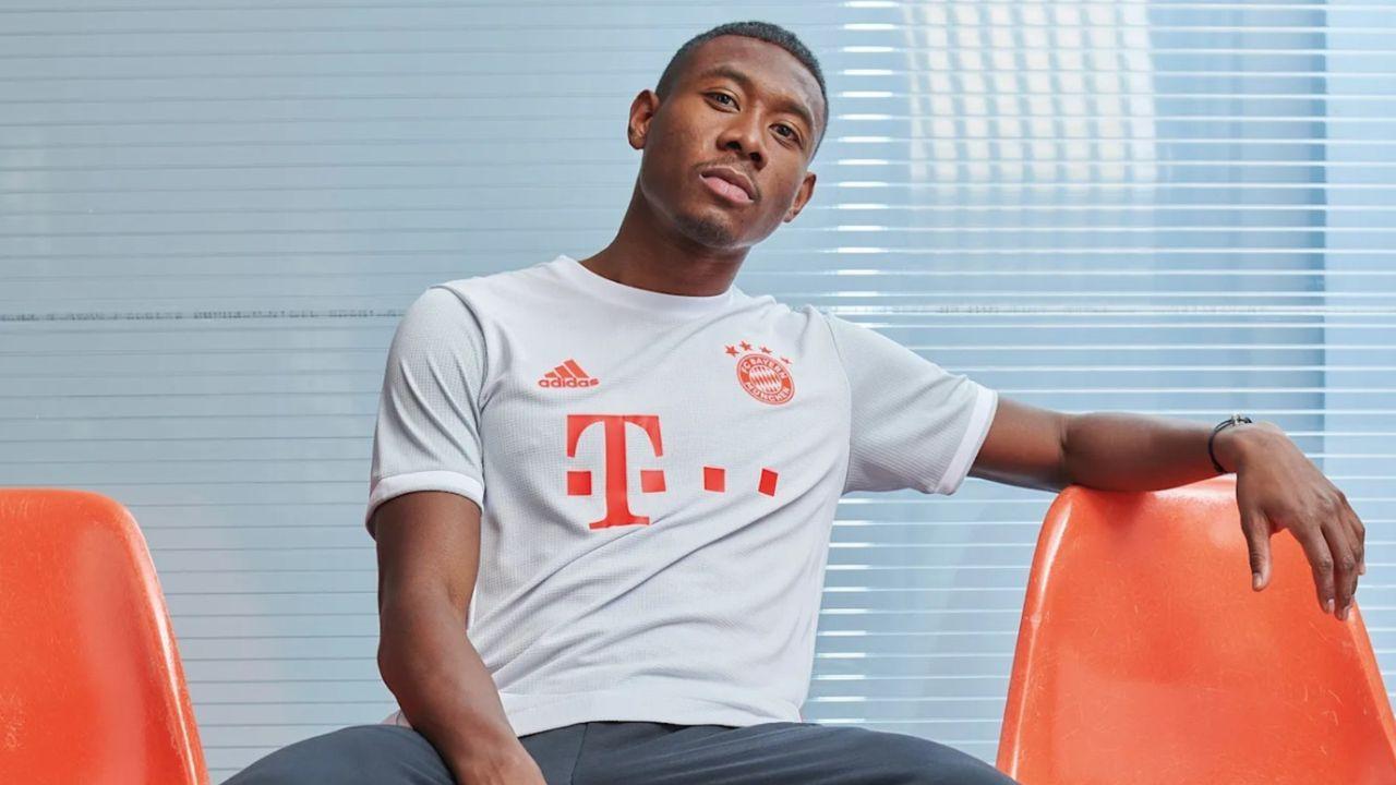 FC Bayern München Auswärtstrikot 2020/21 - Bildquelle: @fcbayern.com