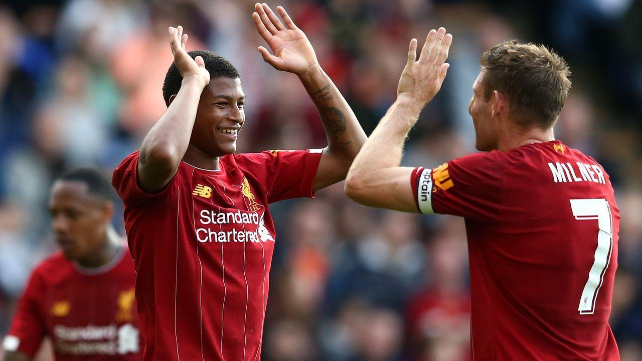 7. FC Liverpool - Bildquelle: 2019 Getty Images
