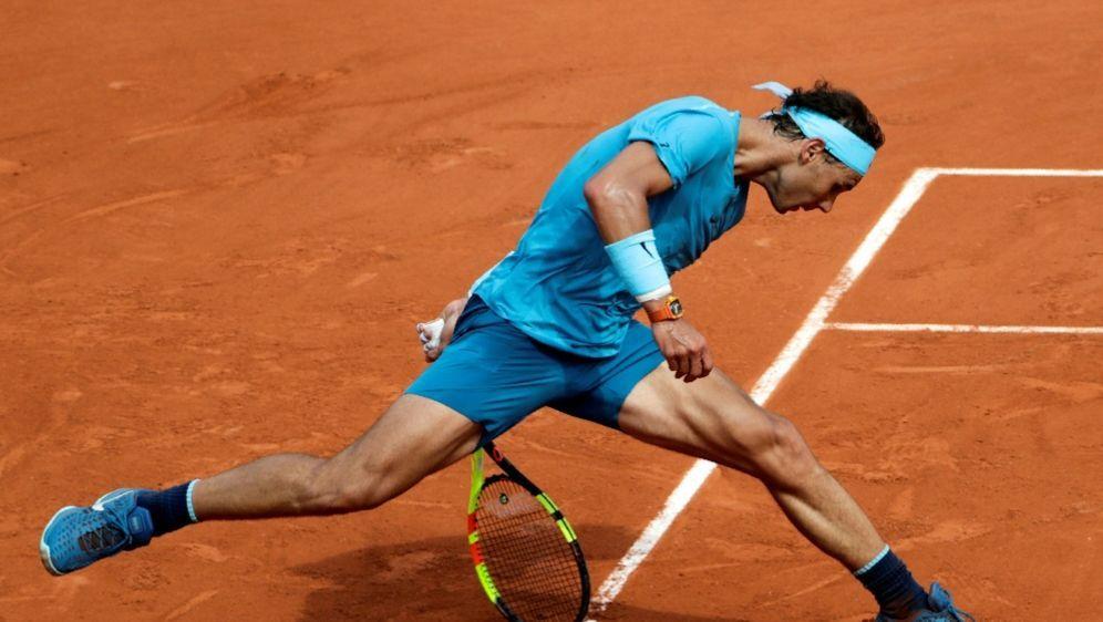 Siegt zum elften Mal bei den French Open: Rafael Nadal - Bildquelle: AFPAFPThomas SAMSON