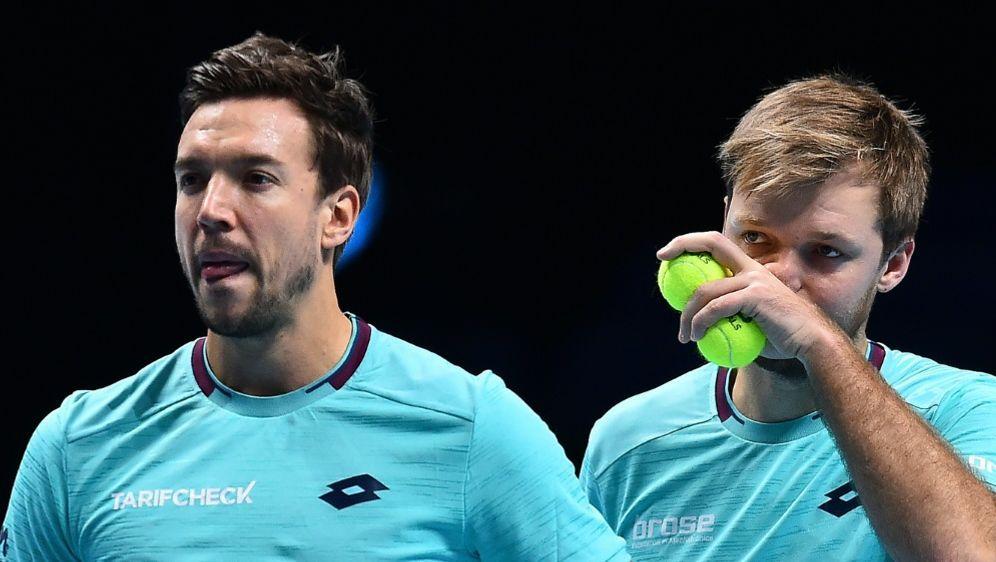 Deutsches Duo wahrt Halbfinal-Chance - Bildquelle: AFPSIDGLYN KIRK