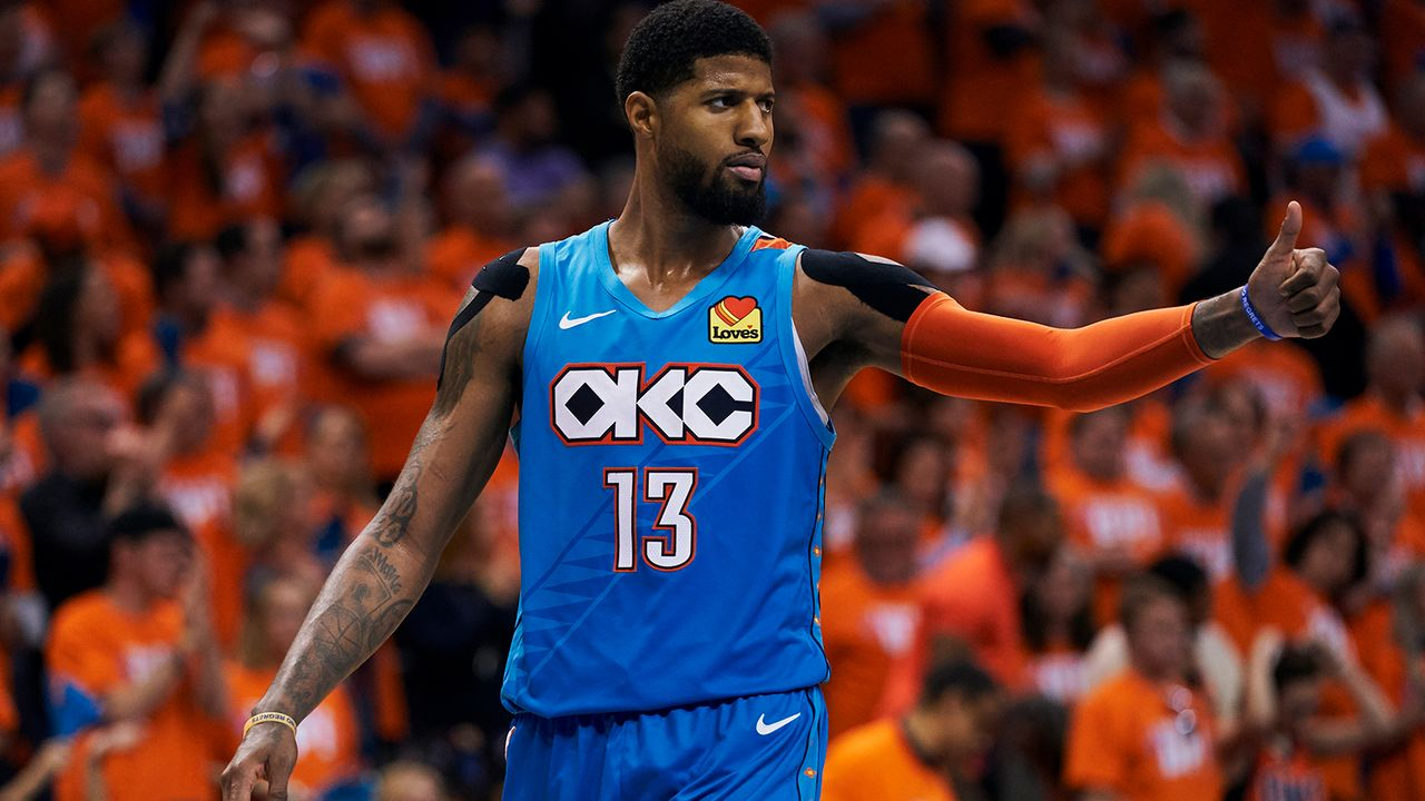 Monster-Trade um Paul George - Bildquelle: 2019 Getty Images