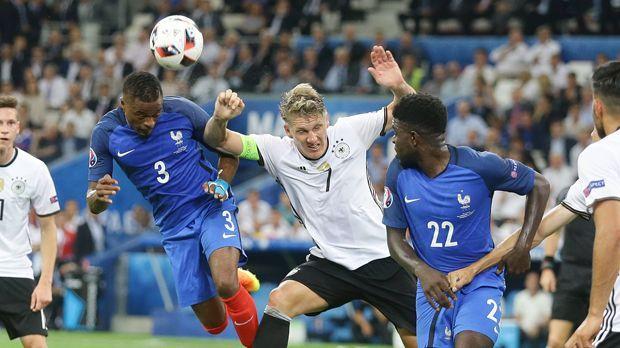 Bastian Schweinsteiger - Bildquelle: imago/Pressefoto Baumann