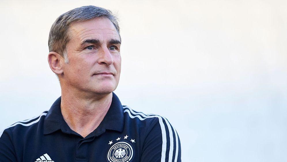 Will sich erst nach Olympia Gedanken um seine Zukunft beim DFB machen: U21-B... - Bildquelle: 2019 Getty Images