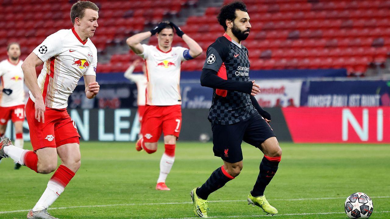 Drohendes Champions-League-Aus als Pluspunkt? - Bildquelle: 2021 Getty Images