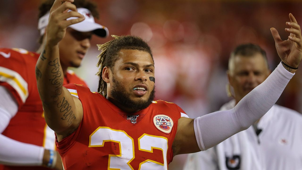 Tyrann Mathieu (Kansas City Chiefs) - Bildquelle: 2019 Getty Images