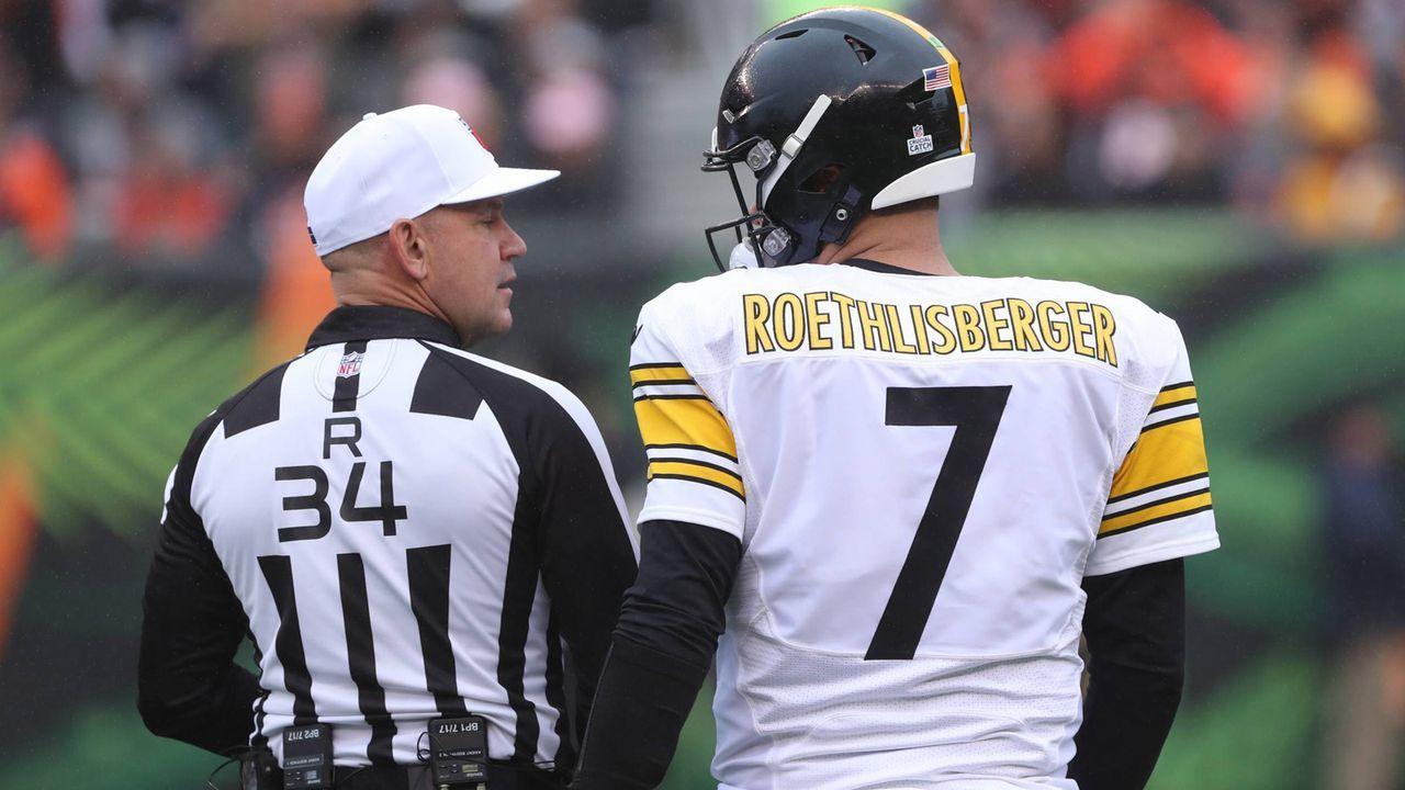 Platz 3: Pittsburgh Steelers - Bildquelle: 2016 Getty Images