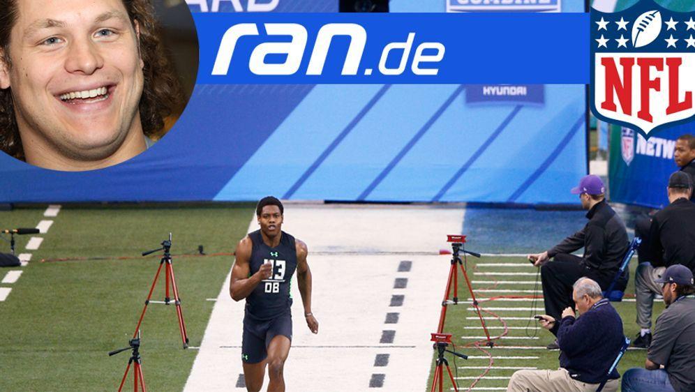 Psycho- und Intelligenztest: Markus Kuhn gibt Einblicke in das NFL-Combine - Bildquelle: Getty Images