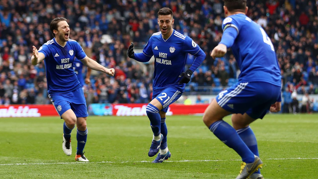 Platz 20 - Cardiff City FC - Bildquelle: 2019 Getty Images