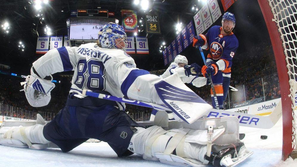 NHL: Islanders gleichen Serie aus - Bildquelle: AFP Getty ImagesSIDBRUCE BENNETT