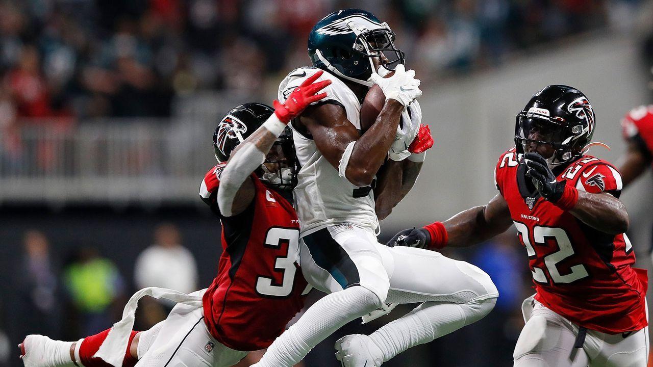 Philadelphia Eagles at Atlanta Falcons - Bildquelle: Getty Images