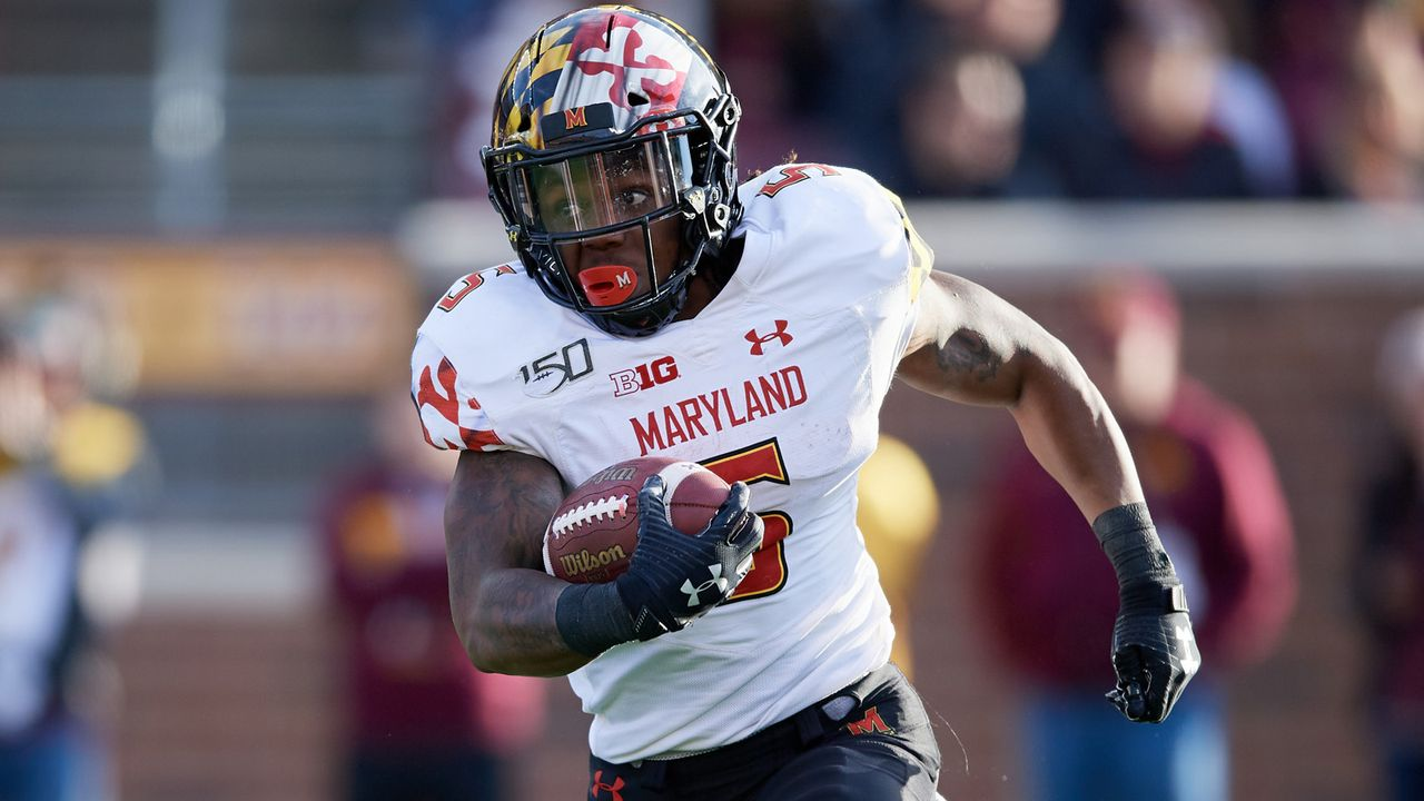 Anthony McFarland Jr. (Maryland Terrapins) - Bildquelle: 2019 Getty Images