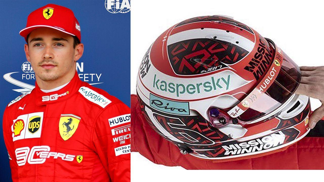 Charles Leclerc (Scuderia Ferrari) - Bildquelle: Twitter: Scuderia Ferrari