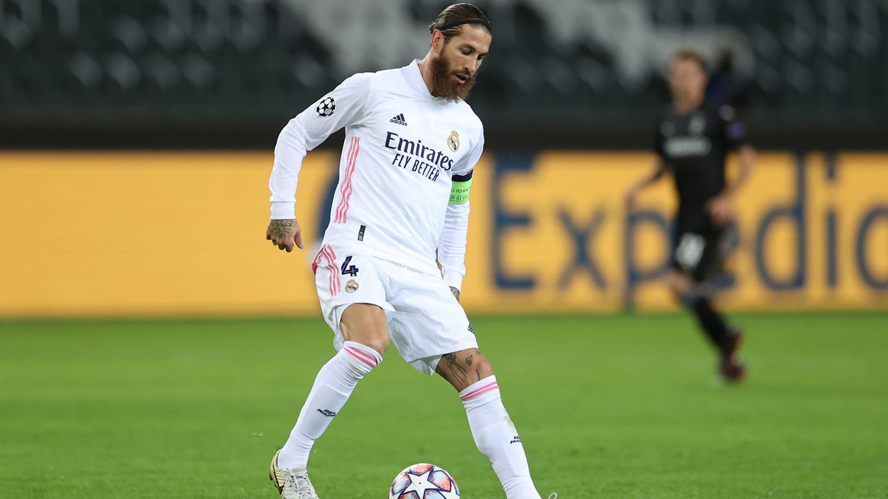 Abwehr: Sergio Ramos (Real Madrid) - Bildquelle: 2020 Getty Images