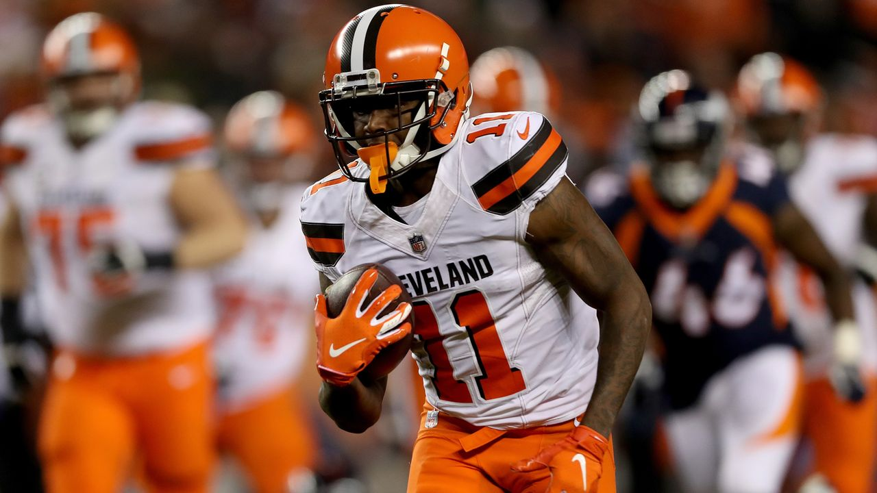 WR Antonio Callaway (Tampa Bay Vipers) - Bildquelle: 2018 Getty Images