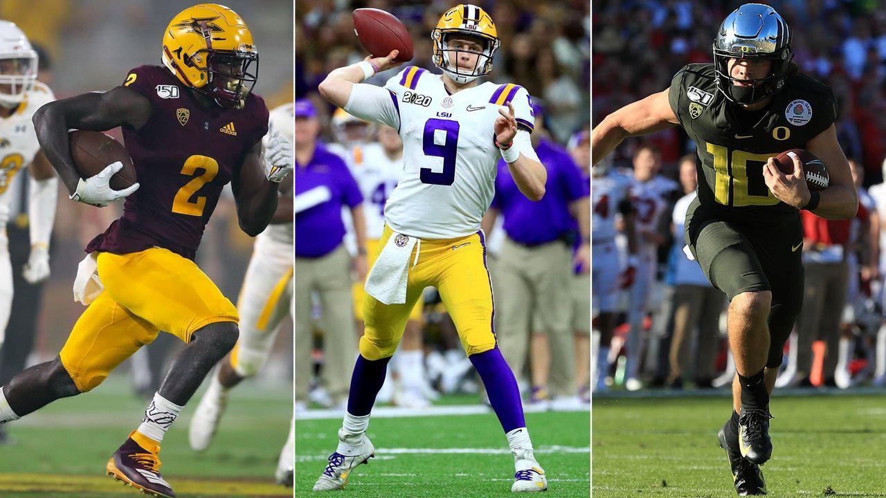 NFL-Draft 2020: Die Colleges mit den meisten First-Round-Picks - Bildquelle: Getty Images/Imago