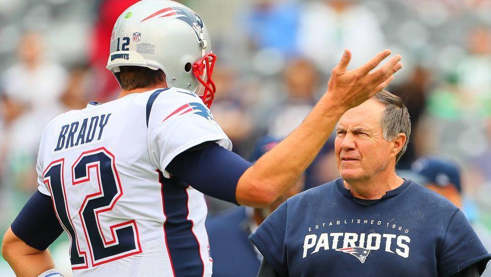 Arbeiten Tom Brady und Bill Belichick auch 2020 zusammen? - Bildquelle: imago/Icon SMI