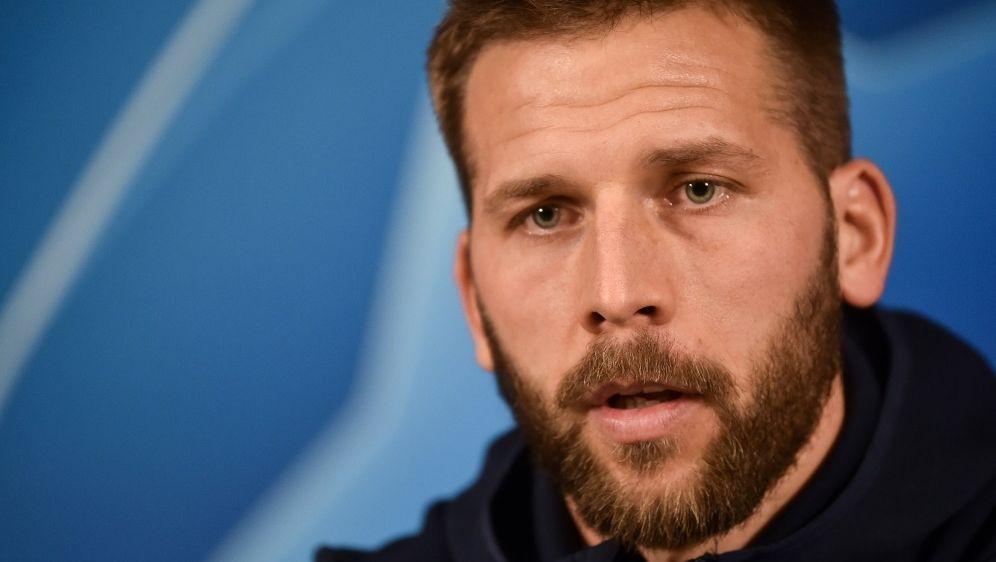 Burgstaller verletzte sich gegen den 1.FC Nürnberg - Bildquelle: AFPSIDOZAN KOSE